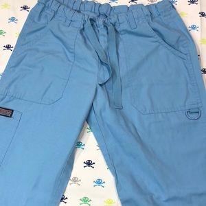 Blue Cherokee Scrubs